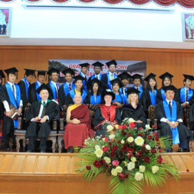 All the graduates