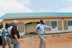 BHER Learning Centre Under Construction